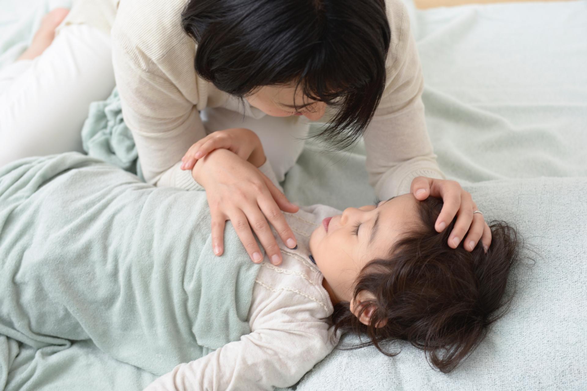 幼児・子供の快眠法